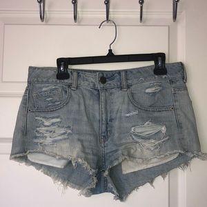 Pants - American Eagle High Rise Shorts